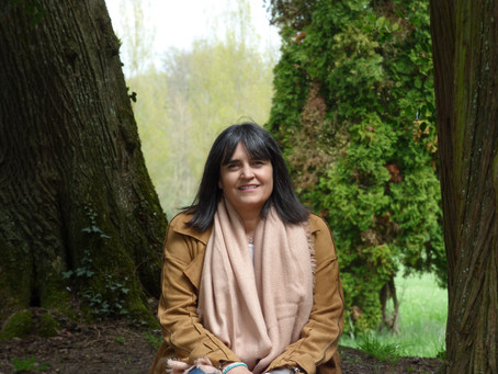 Nathalie Thorron, medium