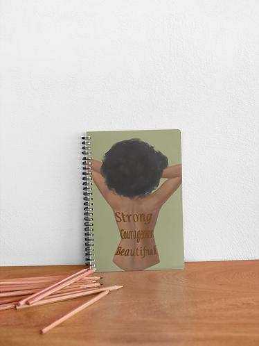 Bare Back Beauty Journal