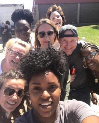 Women's Prison Team