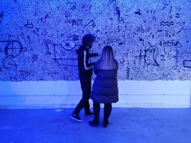 SNM01 | DAN BASU The Wall and The Frames