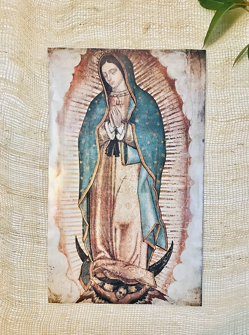 Our Lady of Guadalupe- Full