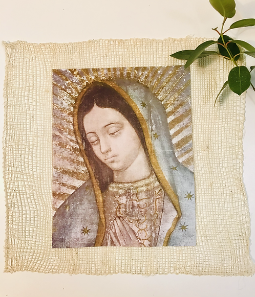 Our Lady of Guadalupe- Face