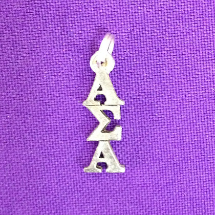 Alpha Sigma Alpha ASA AEA Sorority Lavaliere