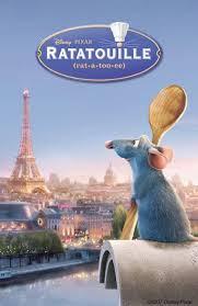 English film review - Ratatouille (2007)