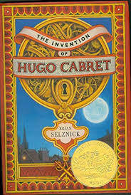 Book Review - the Invention of Hugo Cabret