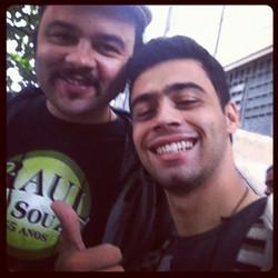 Pedro Aristides e R.R