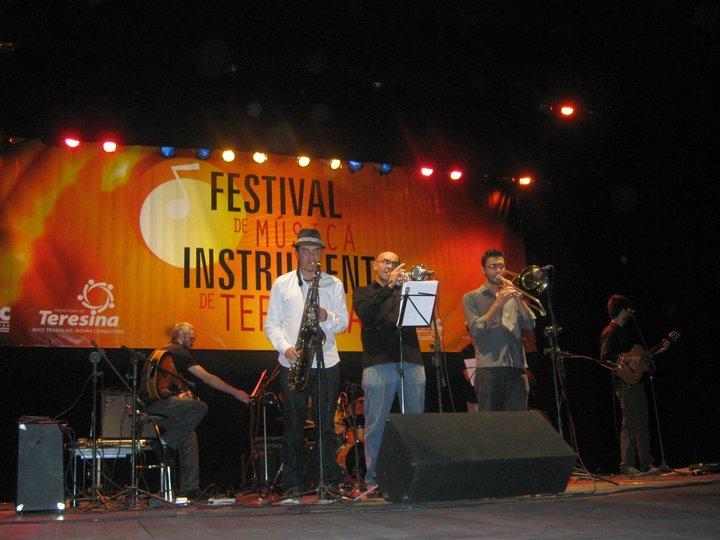 Festival de Musica - Teresina