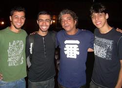 Rocha Brothers e Arthur Maia