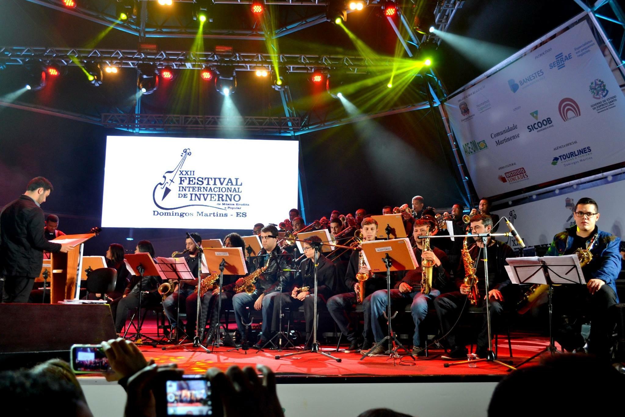 Festival de Inverno D. Martins 2015