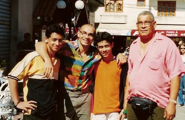 Festival de Domingos Martins - 2002