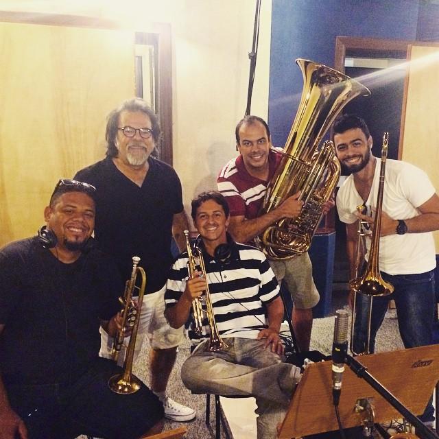 Jorinho,Moogie,Bruno, Fernando e R.R
