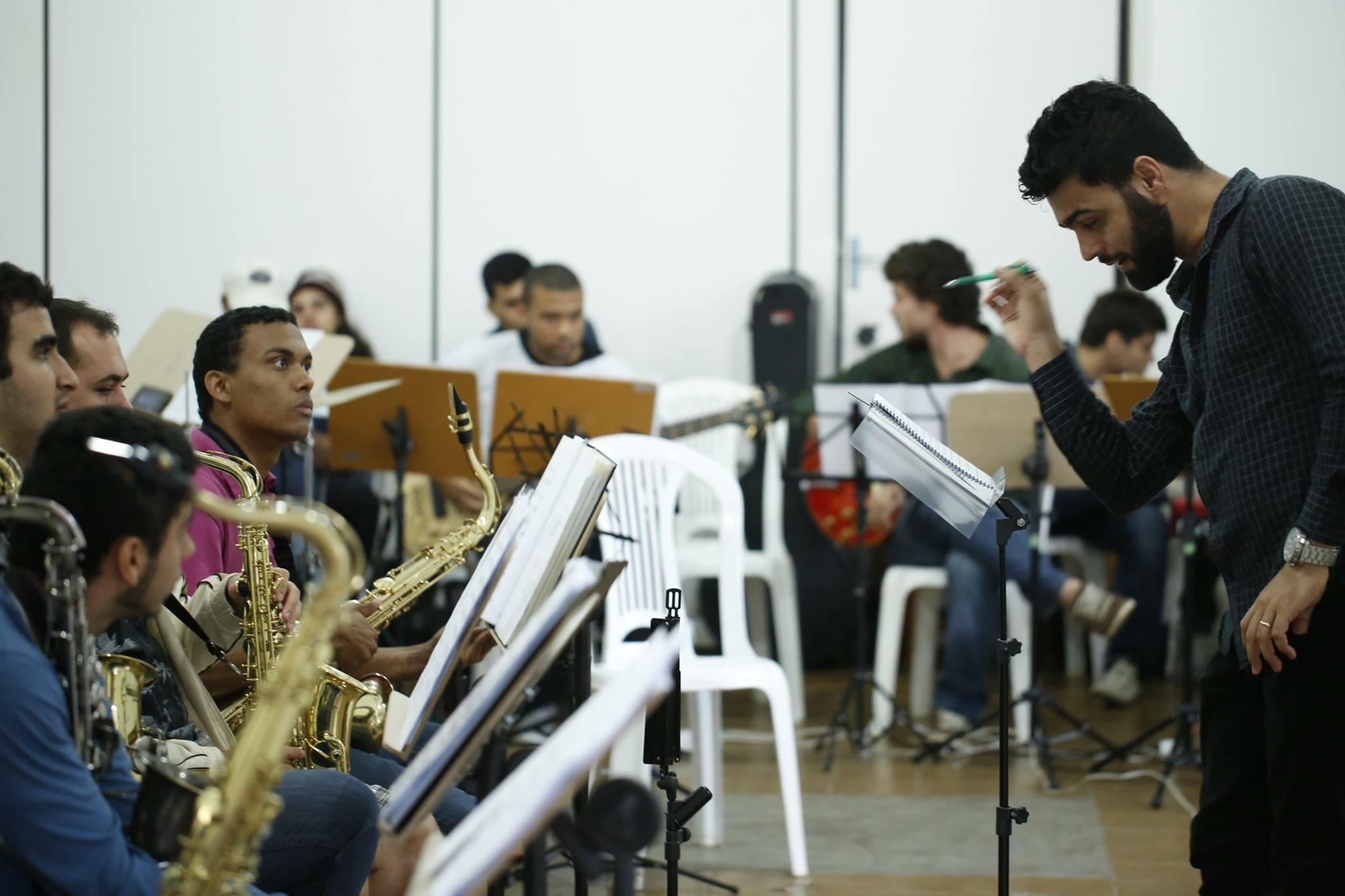 Prática de Big Band