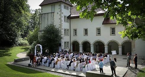 sono mariage ceremonie vin d'honneur