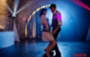 eclairage dancefloor mariage