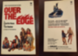Over the edge paperback charlie haas tim