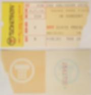 fake elvis presley concert ticket stub.p