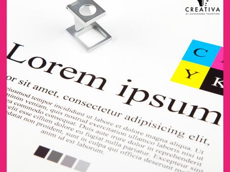 """""""Lorem Ipsum"""": Placeholder per Eccellenza da Più di 500 Anni"""