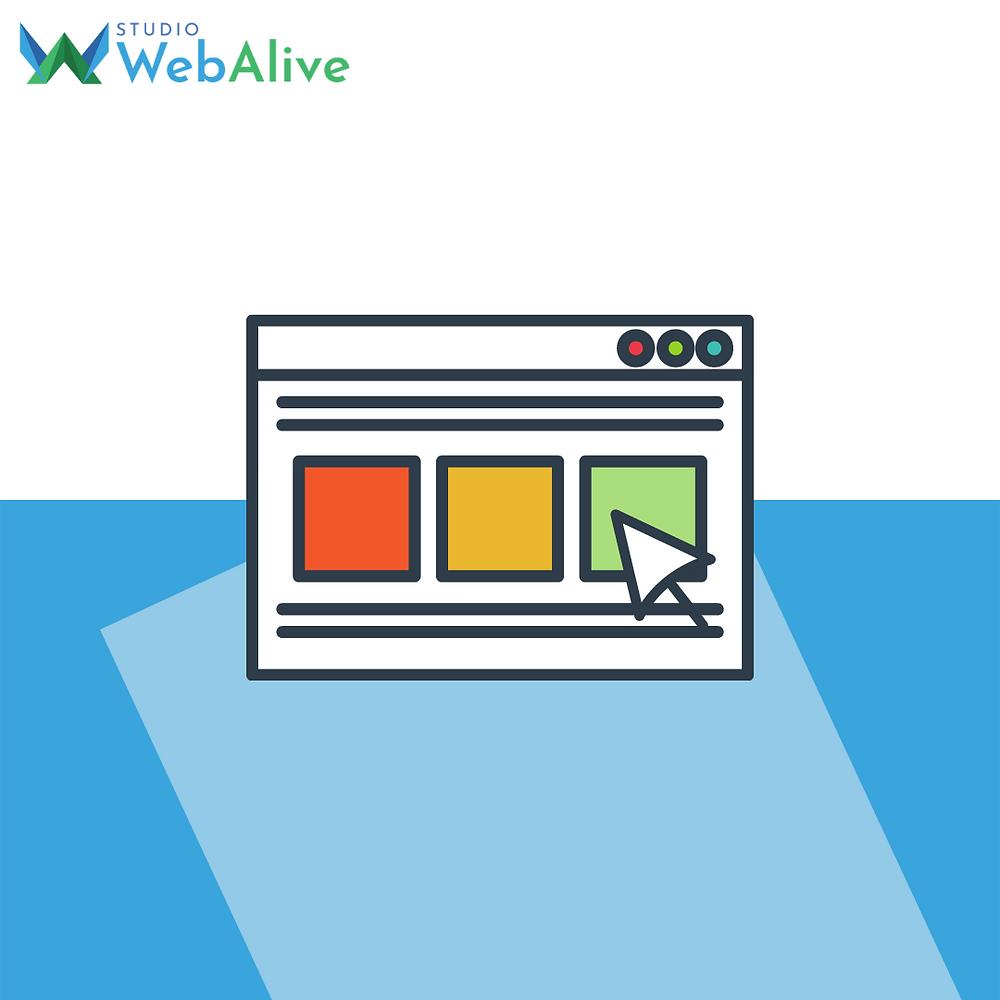 Sito Web Studio Web Alive
