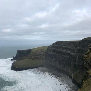 IRELAND ITINERARY (RAW GALLERY)