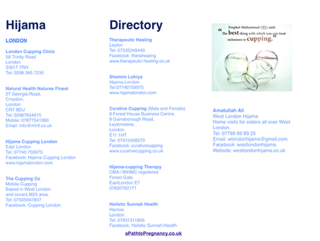 Hijama Directory