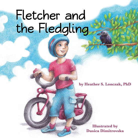25 Copies (Hardcover) - Fletcher and the Fledgling