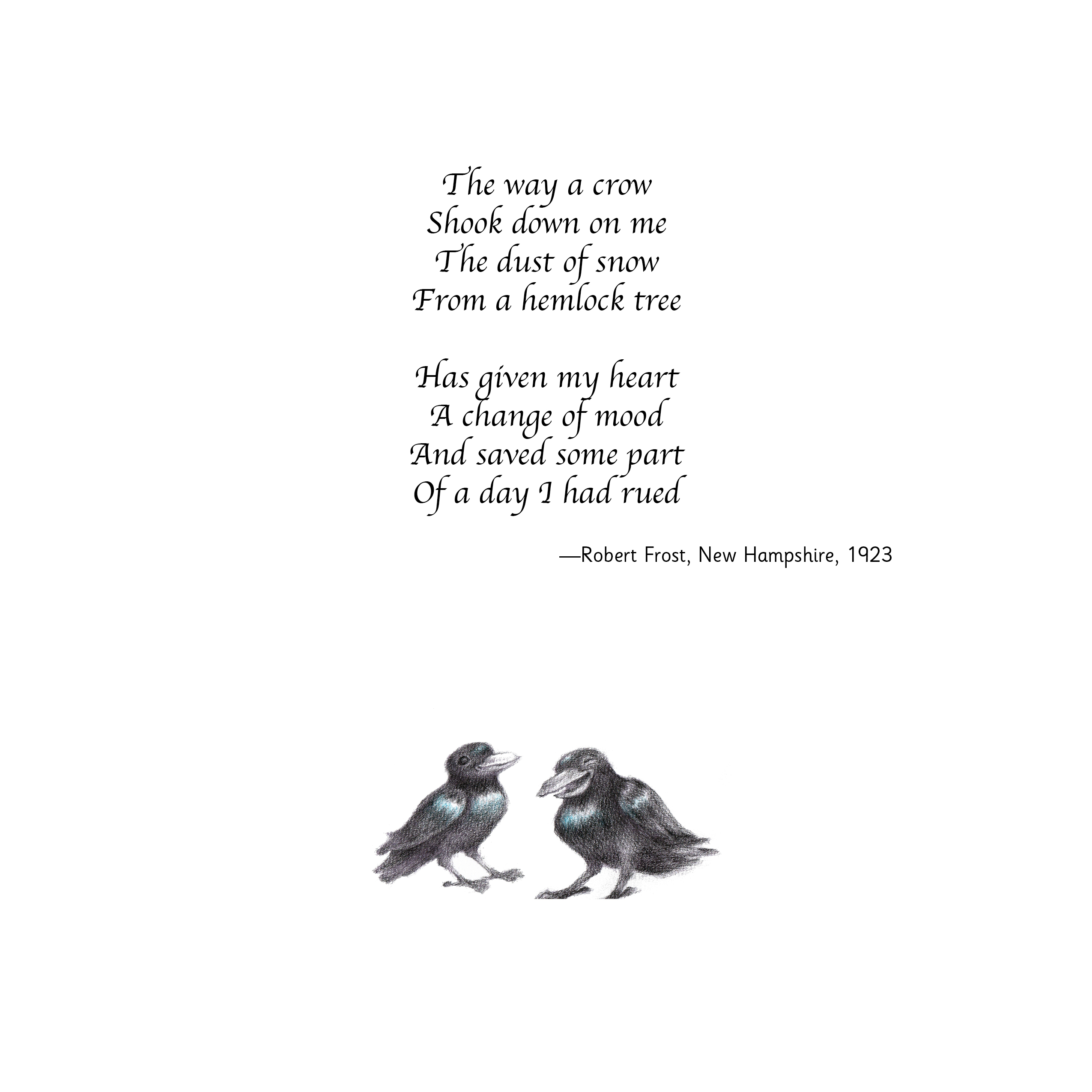 Fletcher and the Fledgling - Poem
