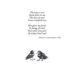 Fletcher and the Fledgling - Poem