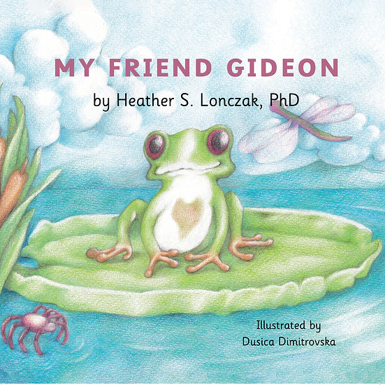 25 Copies (Paperback) - My Frinend Gideon