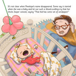Penelope Windpipes - As Baby