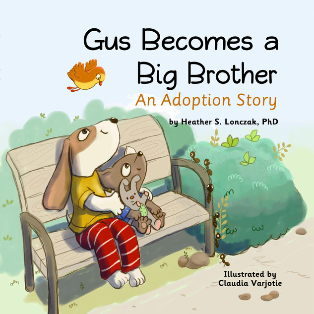 Gus Becomes a Big Brother