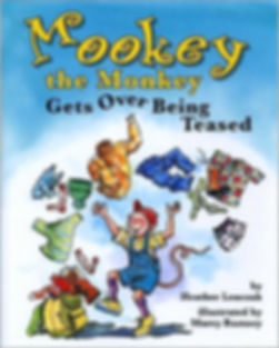 Mookey the Monkey - Front Cover.jpg