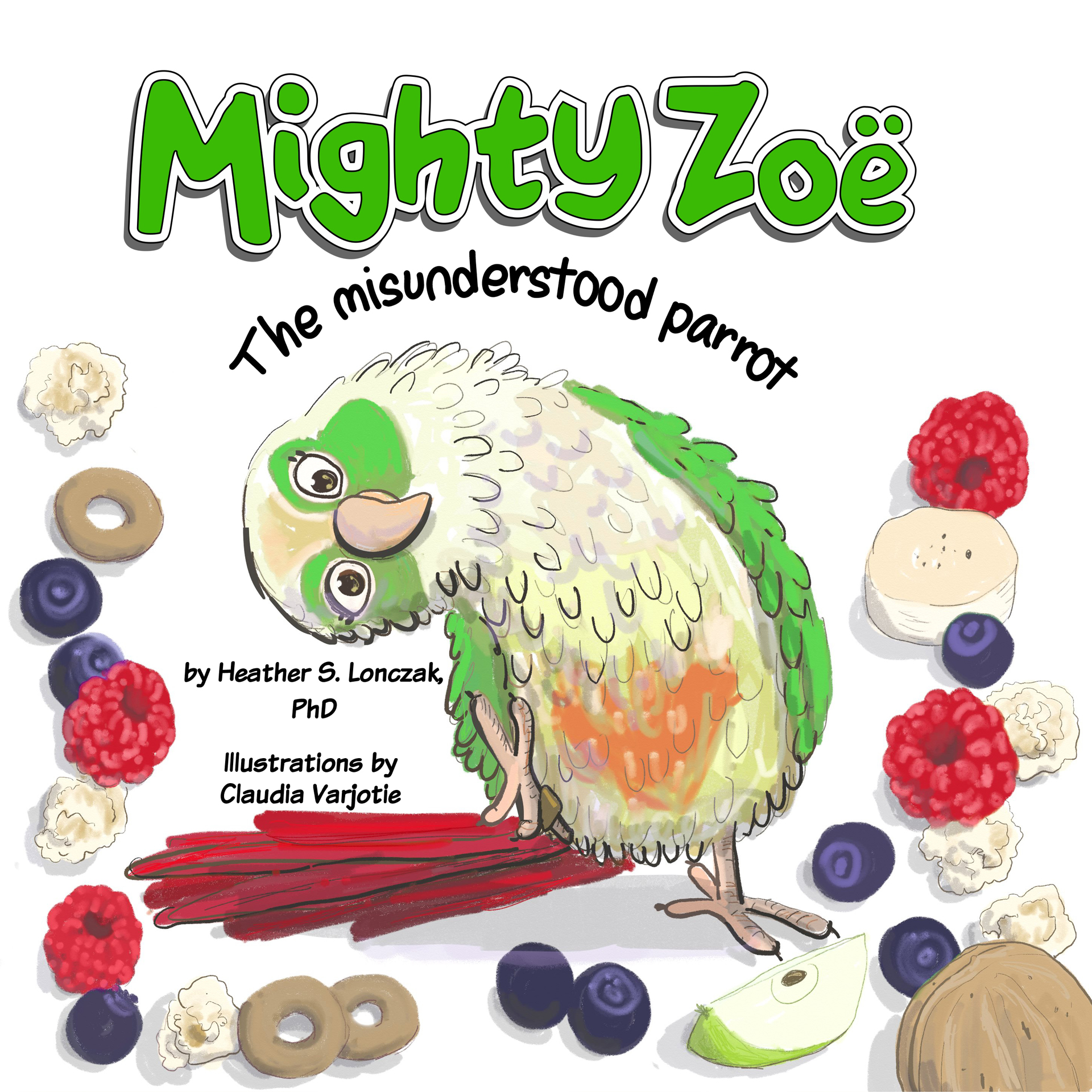 Mighty Zoe - Cover