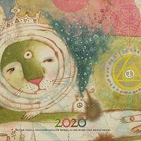 2020 Sacredbee Calendar