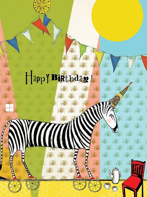 119 Zebra Birthday