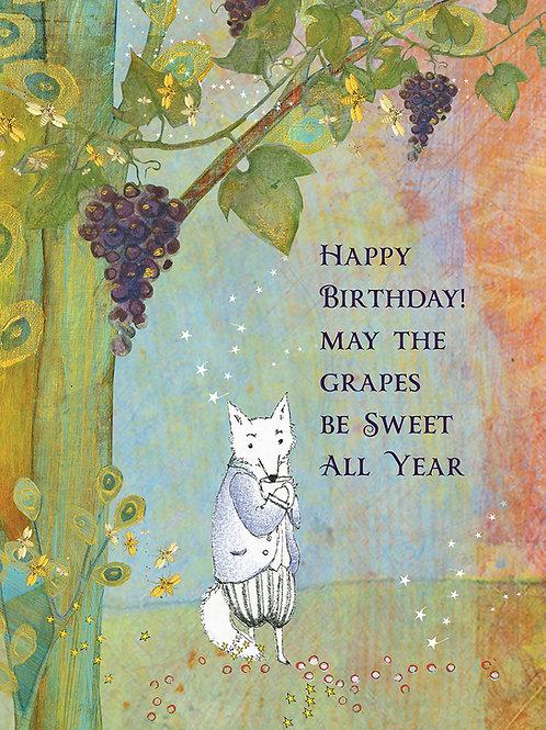 495 Sweet  Sacredbee greeting card