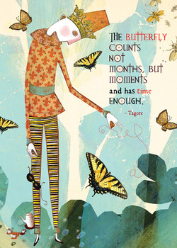 133 THE BUTTERFLY