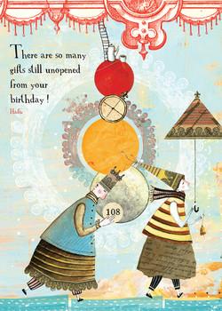 205-so many gifts