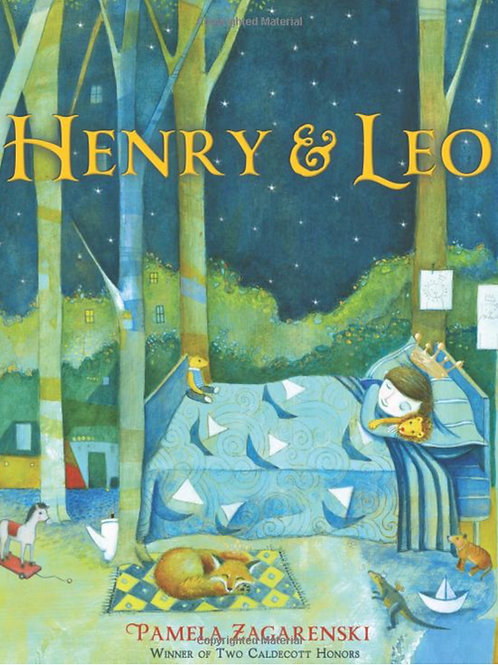 Henry & Leo - Picture Books - 3 Copies