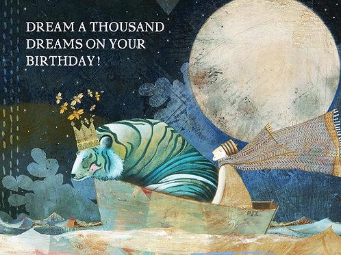 194 A Thousand Dreams Birthday
