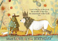 426 Birthday Love