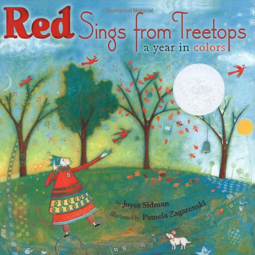 Red Sings - Picture Books - 3 Copies