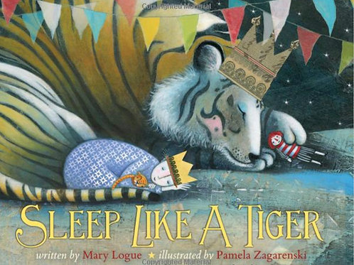 Sleep Like a Tiger - Picture Books - 3 Copies