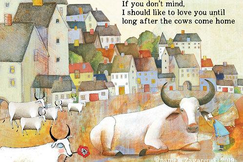 104 Cows Come Home
