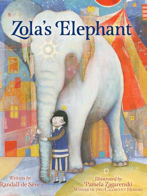Zola's Elephant - Picture Books - 3 Copies