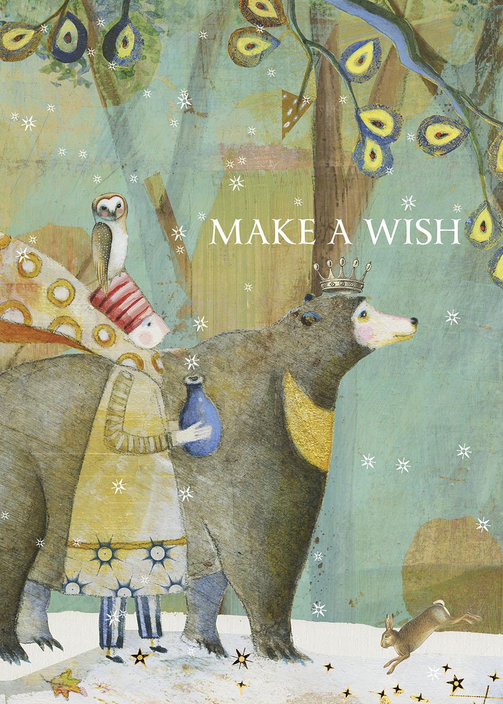 438-make a wish