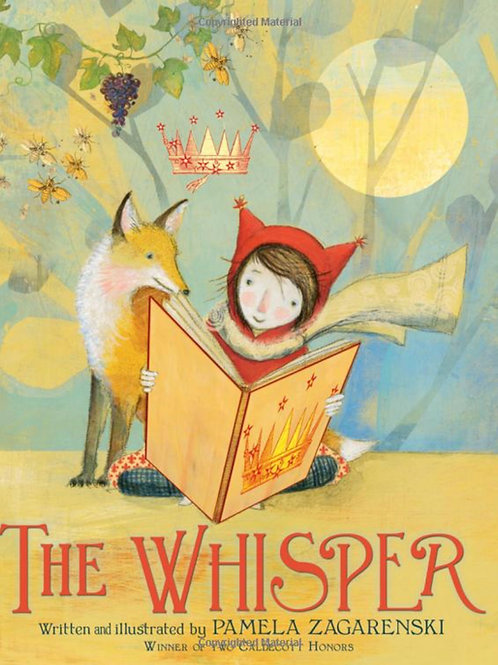 The Whisper - Picture Books - 3 Copies
