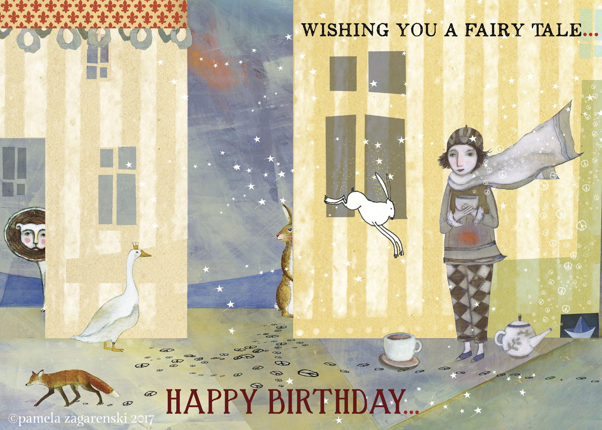 467 Fairy Tale Birthday