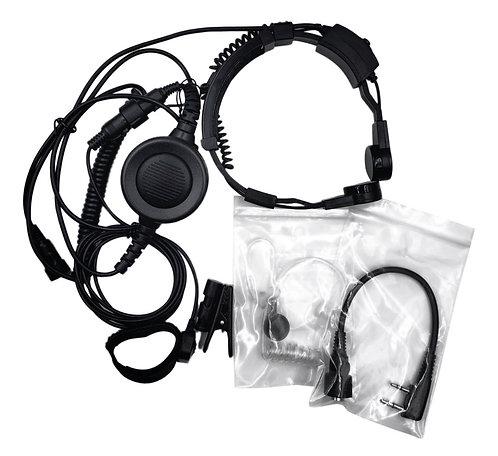 Micrófono de garganta de uso rudo SPM1500il