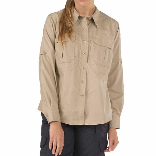 Camisa táctica 5.11 Taclite Pro Shirt para DAMA