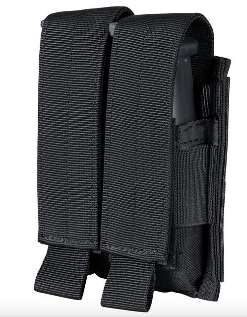 MA23-002 Double Pistol Mag Pouch CONDOR Porta cargador doble para pistola